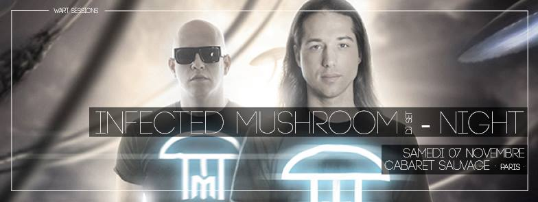 Infected mushroom special
