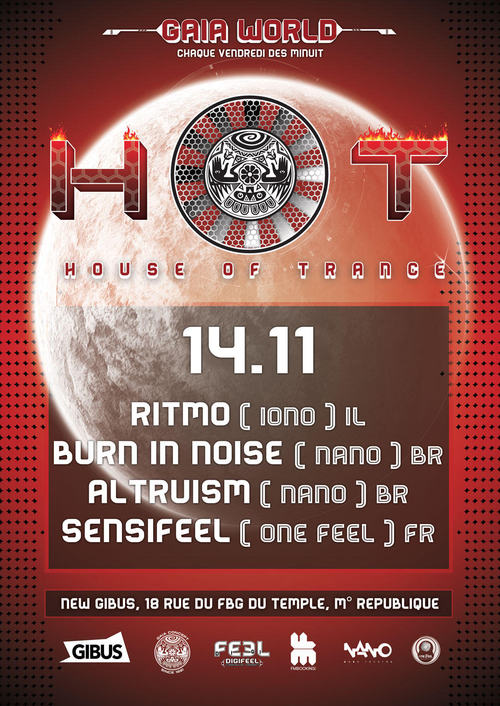 H.O.T / House of trance